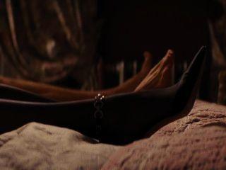 Margot robbie escena de sexo