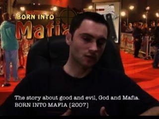 Nacido en mafia director vitaliy versaces entrevista alfombra roja hollywood
