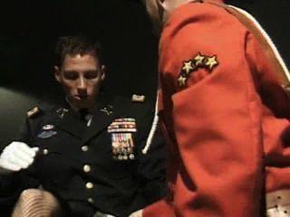 Hombres del ejército