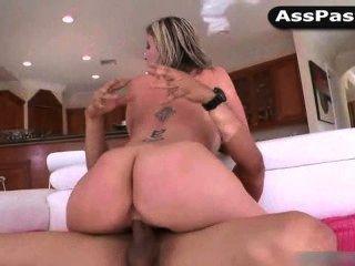 Sexo anal por pornstar sara jay