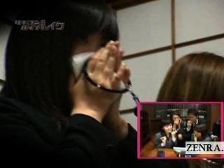 Subtitulado loco japonés funeral remoto vibrador broma