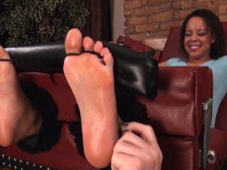 Sólo los pies 7