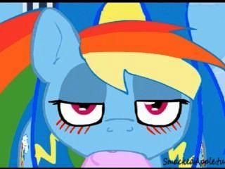 Mi pequeño pony xxx loop 2!