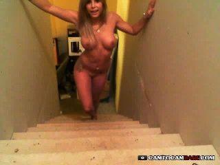 Hottiest rubia coño adolescente camtocambabe.com