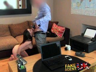 Fakeagentuk usted puede tomar mi culo sólo me dan un trabajo