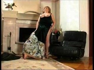 Abuelita gorda follada
