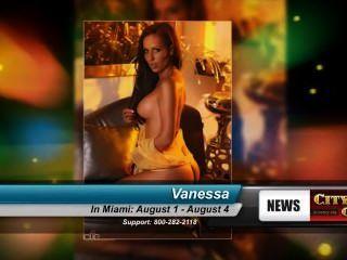 Noticias de fin de semana desnudo con impresionante carmen miami escoltas