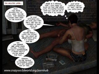 3d cómic: proyecto nanta.episodio 2