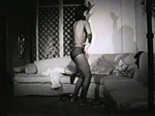Softcore desnudos 605 50s y 60s escena 4