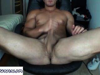 Alain lamas webcam culo y cum show