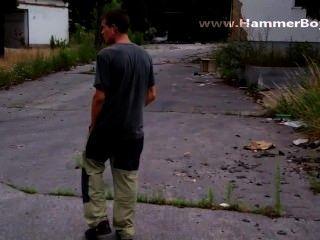 Autostop steven de hammerboys tv
