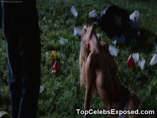 Denise richards topless
