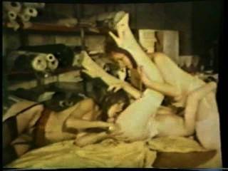 Lesbianas peepshow loops 536 70s y 80s escena 1
