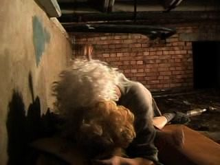 Personas sin hogar rusas