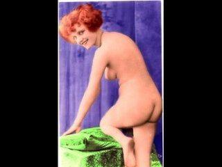 Vintage nudes part 7 Fotografías