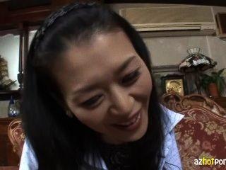 Cincuenta años mujer japonesa madura 1