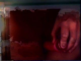 Cassandra juega con el coño en la webcam