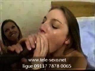 2 gatinhas chupando rola negra dos buenas tele sexo.net 09117 7878 0065