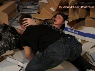 Jan cruz y conny wenk de hammerboys tv