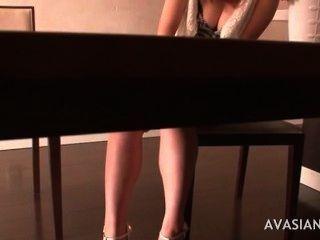 Chicas peludas japonés obtener un orgasmo intenso