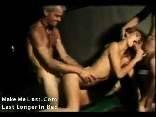Bañera de hidromasaje de la luna triple fuck