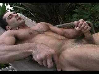 señor.Hombre musculoso libra esterlina