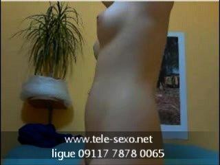Ella esta no www.tele sexo.net loirinha 09117 7878 0065