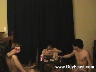 Hardcore gay trace y william se reúnen con su compañero fresco austin