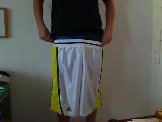 Flacidez adidas baloncesto y boxeador de satén