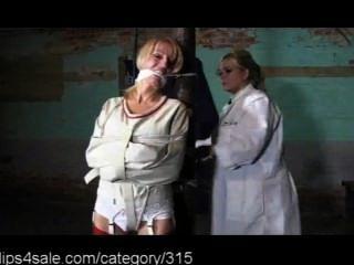 Estrecho straitjackets en clips4sale.com