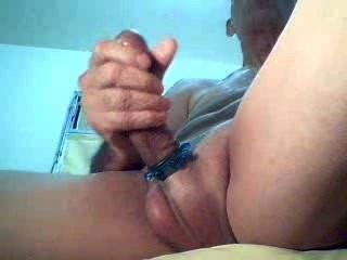 Masturbación intensa en webcam maravillosa
