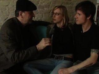Pareja alemana perfecta pimped out en video