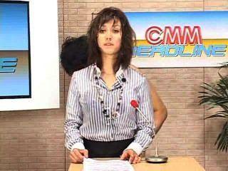 Maria ozawa en noticiero extremo