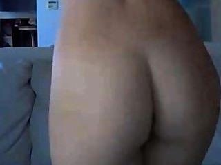 Pareja de aficionados en la webcam