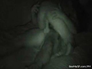 Novia caliente cubierto de semen después del sexo