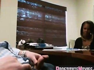 Entrevista de sexo negro trabajo chica