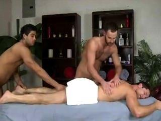 Masajista masaje doble masaje