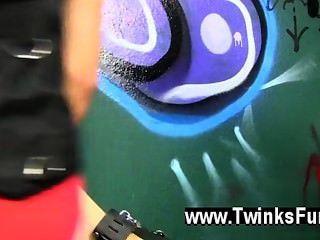 Hot twink escena persecución harding juega el villano en la próxima secuela,