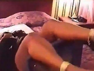 Pies de ébano torturados por los pies amante (parte 1)