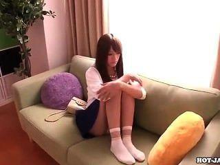 Chicas japonesas follan a profesor privado fascinado en bed room.avi