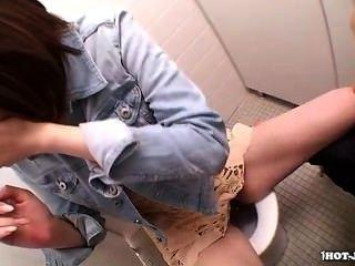 Chicas japonesas follan la secretaría de lubricidad en hotel.avi