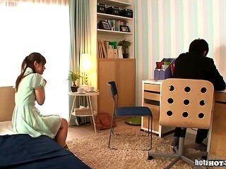 Niñas japonesas fucking chica de escuela caliente en school.avi