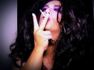 Tia sissy seducción de humo