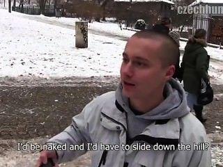 Czech hunter czech snow intro
