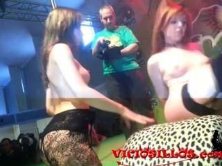 Bianca resa y valentina bianco lesbian fuck por viciosillos.com